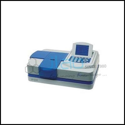 Microprocessor UV Spectro Photometer - Double Beam
