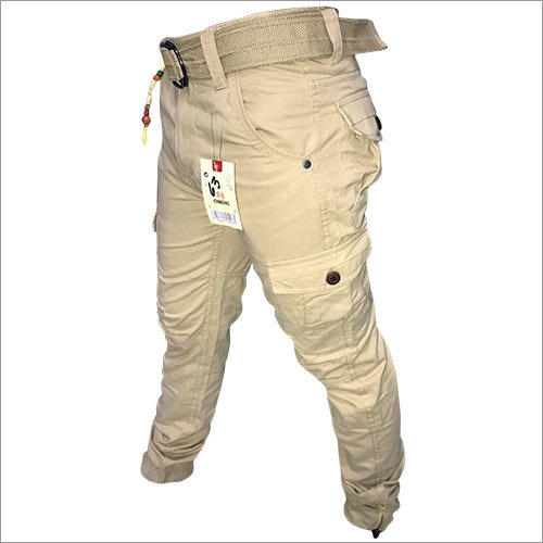 Cotton Cargos Pants