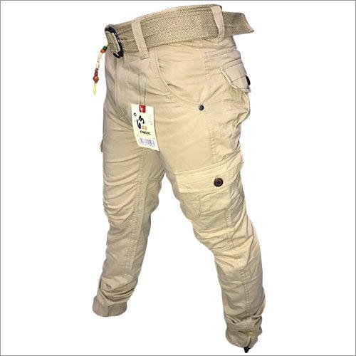 Cotton Cargos Pants