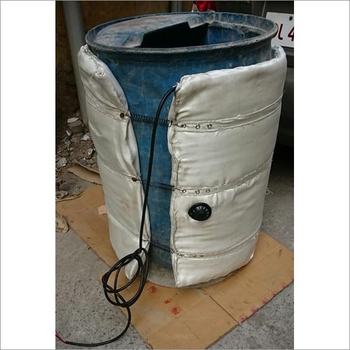 Drum Heater Full Size Fibre Glass