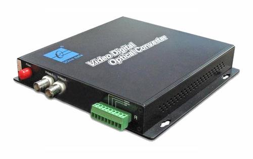 2 Channels Digital Video Optical Transceiver