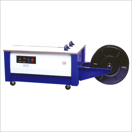 Low Table Strapping Machine