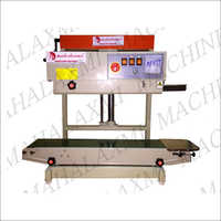 Continuous Pouch Sealing Machine Upto 5 Kg