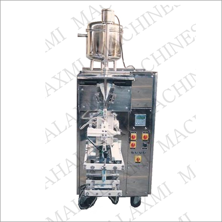 Fully Automatic Pouch Packing Machine For Liquid