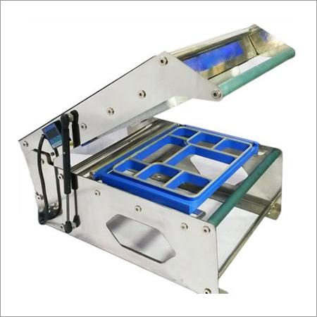 Tray Sealing Machine 8 CP