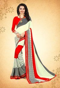 Fancy Weightless Pinted sarees