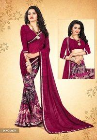 Indian Weightless Printed Saree