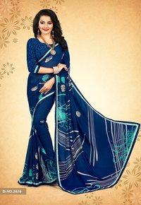 Modern Weightless Printed Saree