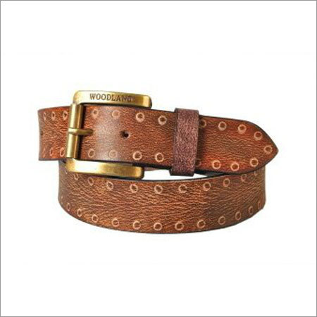 Leather Fancy Belt