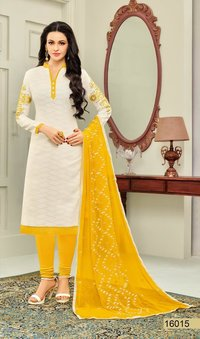 Best Cotton Dress Material Catalogs Online Sethnic