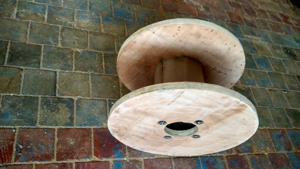 Plywood Drum