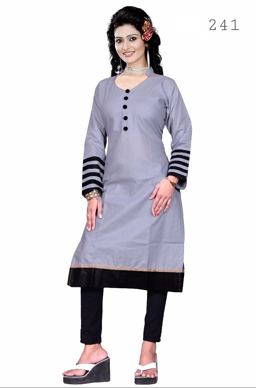 Fashionable Cotton Kurtis Collection Sethnic