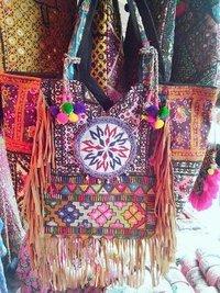 Banjara Sholder frangies Bags