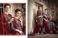 Cotton Designer Patiyala Salwar Suit