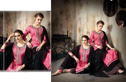 Cotton Patiyala Salawar Suit