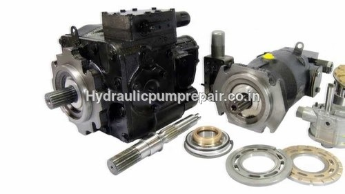 High Tech Hydraulic Pump Repair