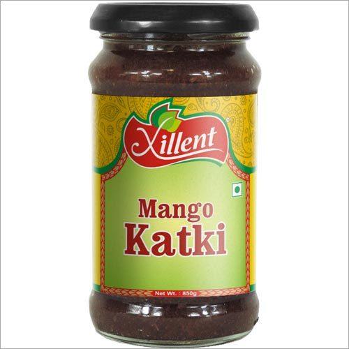 Mango Katki Pickle