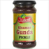 Khaman Gunda Pickle