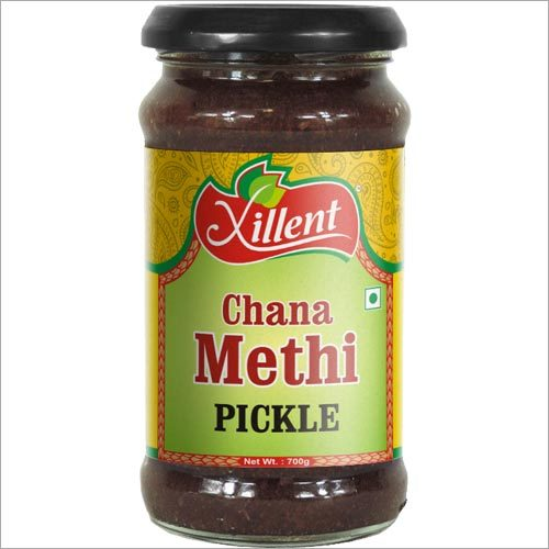 Chana Methi Pickle