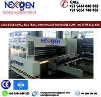 Lead Edge Small Size Printing Machine