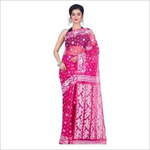 Dhakai Silk Saree