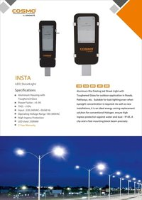 Crown LED Street Light
