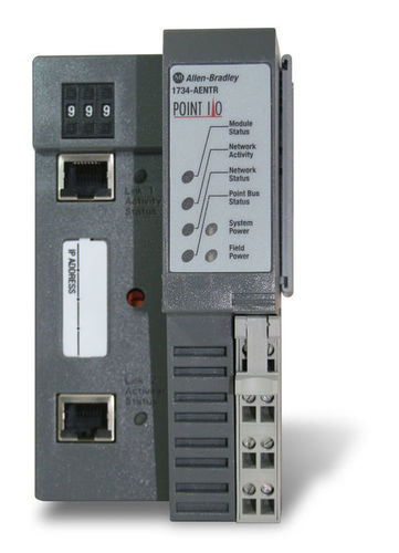 2-Port EtherNet I/O Adapter Module