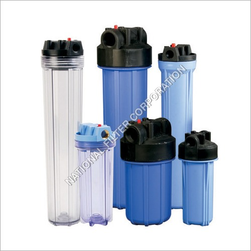 PP filter cartridge Housings