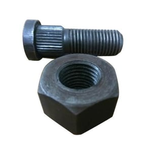 Forged Nut and Bolt
