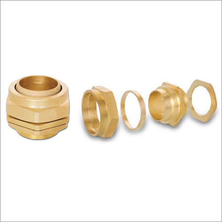 BW-2 PART Brass Cable Glands