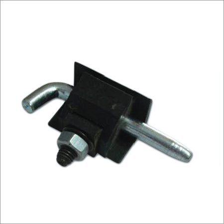 Exposed Hinge With Moulded Bolt & Nut 180 Degree