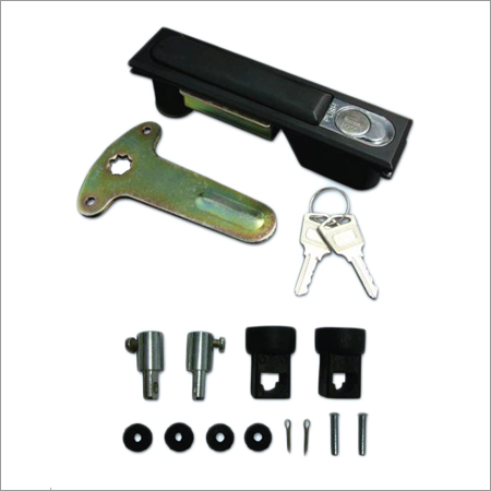Rod Control Locks