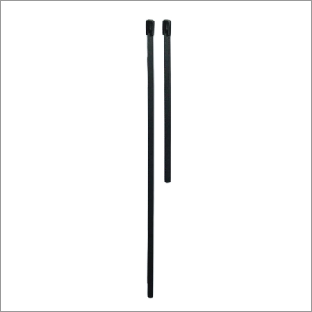 Coated Stainless Steel Cable Ties