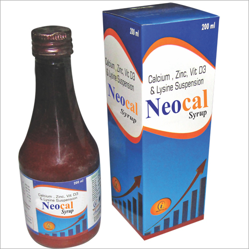 Neocal Syrup