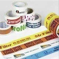 logo printed tape