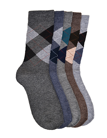 Full Terry Acrowool Socks