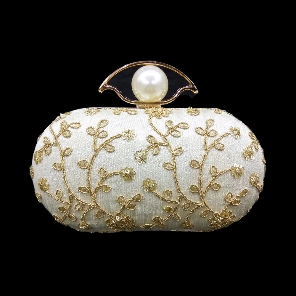 Oval Shape Bag