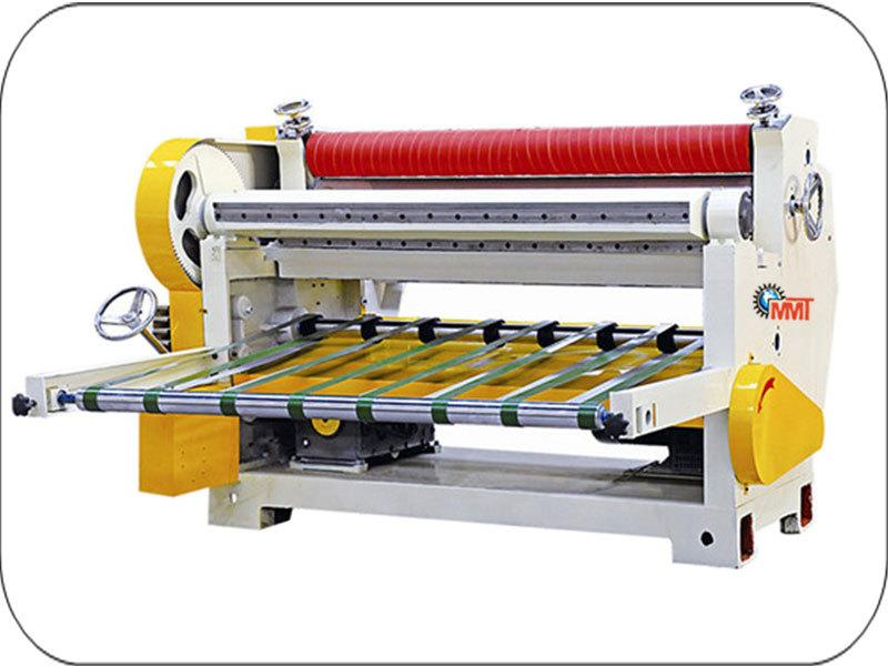 Thin Blade Cutting And Creasing Machine