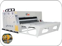 Carton Box Printing Machine