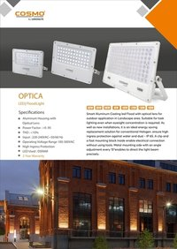 Multy Size LED Flood Light