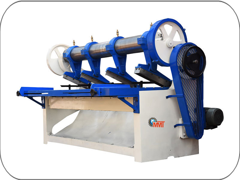 Paper Board Creasing Machine