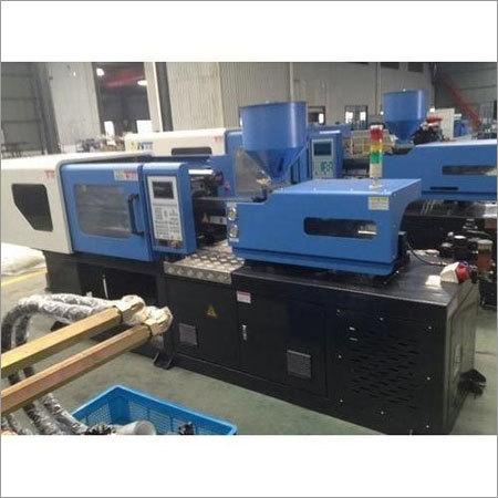 Retrofitted Plastic Injection Molding Machine