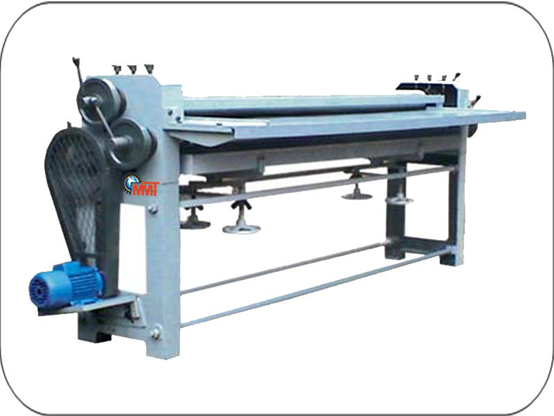 Carton Board Pasting and Pressing Machine