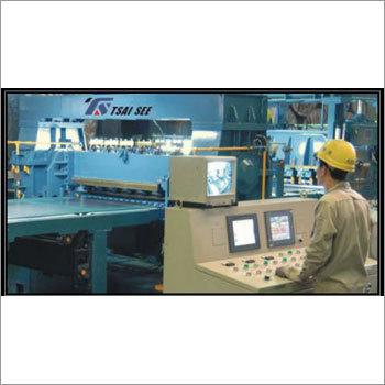 Automatical Servo Control Rotary Line
