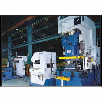 160T C Type Single Crank Press Machine