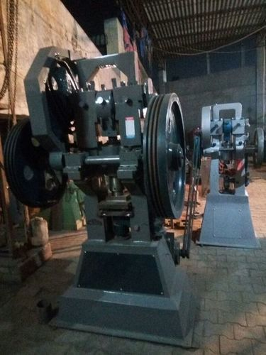 Camphor Slab Making Machine