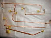 Circuit Breaker Copper Gas Pipes