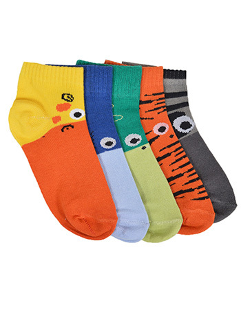 COTTON SPANDEX KID'S SOCKS