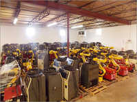 Roboshot Electrical Moulding Machine Services