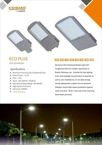 Icon Quality LED Street Light